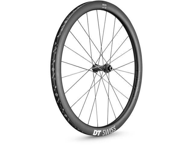 """DT Swiss HGC 1400 Spline 42 Voorwiel 29"""" Disc CL Carbon 100/12 mm Doorsteekas"""